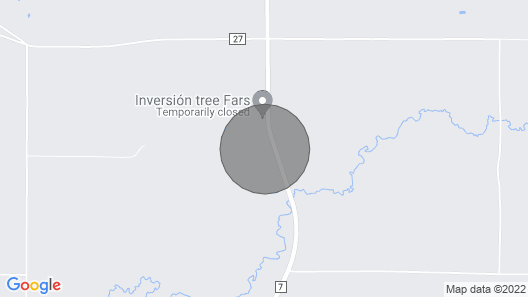 Beautiful Minnesota River Valley at the Iverson Tree Farm Map