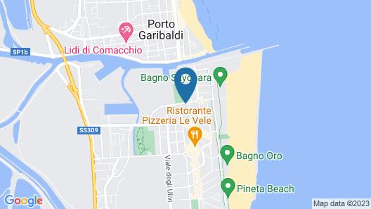Residence Tropicana Map