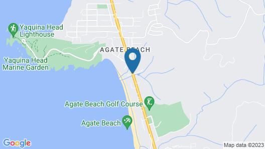 Starfish Point Map