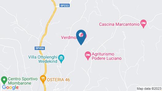 Verdmont Map