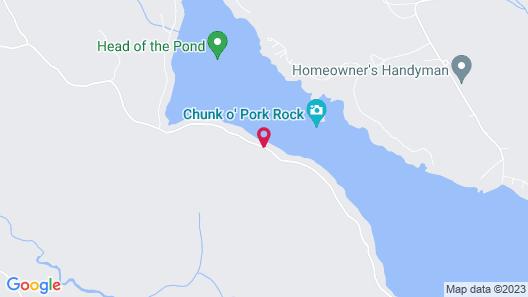793 Ellsworth - 2 Br Cabin Map
