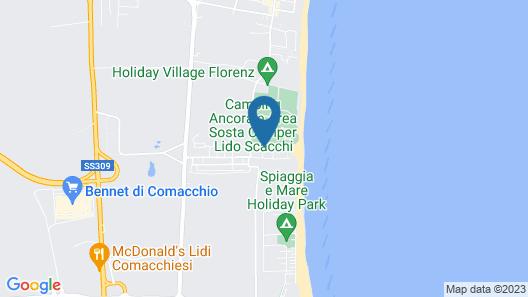 Habitat Apartments Map