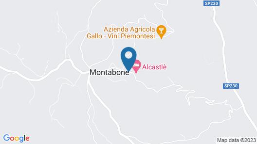 Agriturismo Al Castle Map