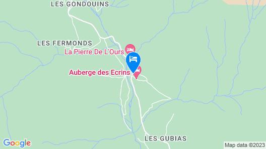 Auberge DES Ecrins Map