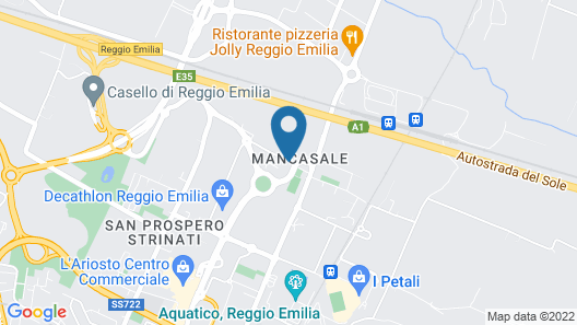 Hotel Remilia Map