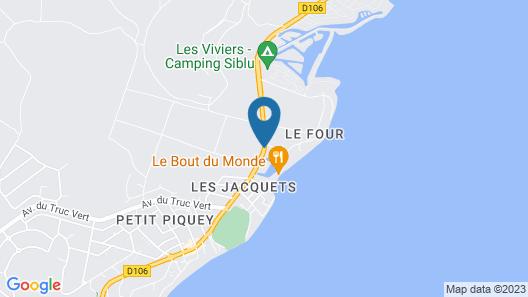 Domaine du Ferret Balnéo & Spa Map