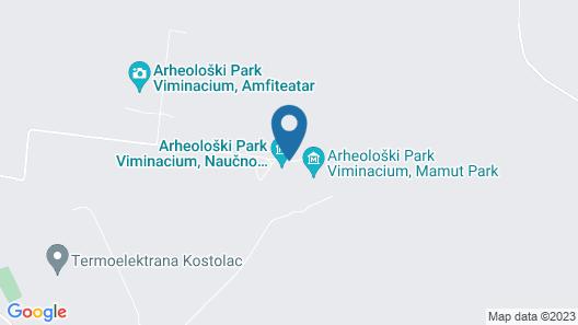 Viminacium Adventure Map