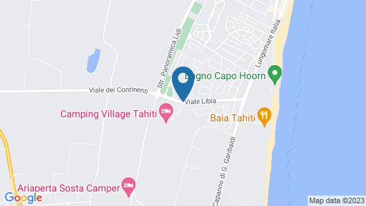 Villaggio Samoa Map