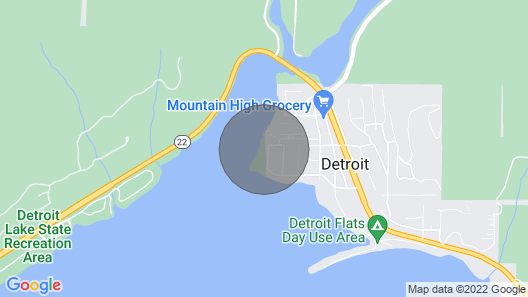Beautifully Remodeled Lakefront Property Next To Marina Map