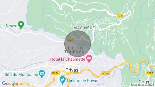 La Mayre, un Séjour au Frais! Map