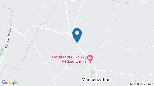 Hotel Motel Galaxy Map