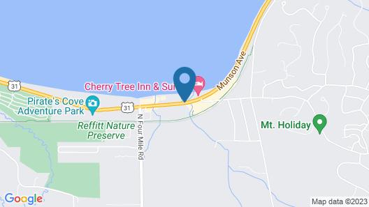 Traverse Bay Inn Map