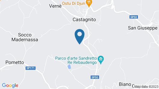 Cascina Cortine Map