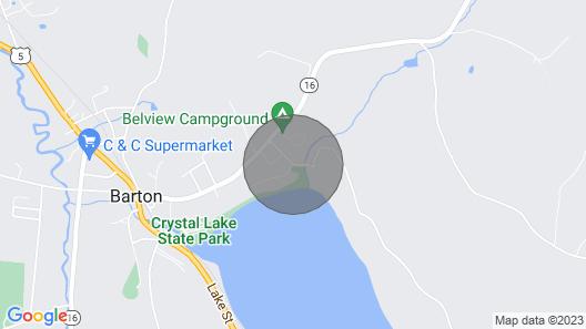 139 Pageant Park Lane, Barton, Vermont Map