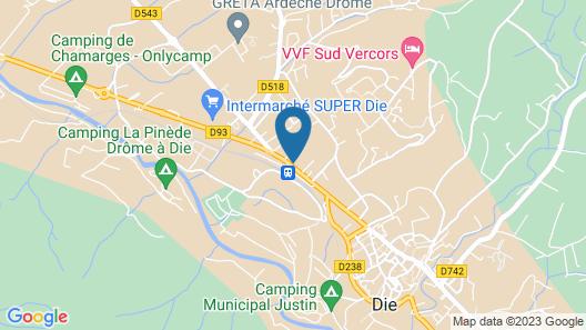 Le Carnot Map