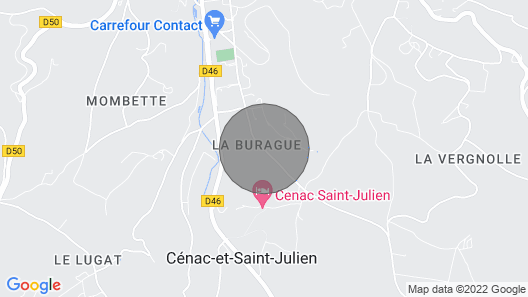 Jardins du Périgord With Terrace, Swimming Pool, Spa, Sauna, 12 km From Sarlat Map
