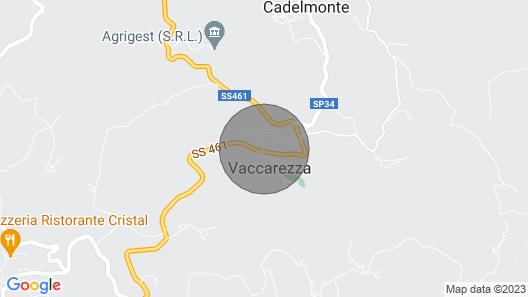 Altido MAS Onir Villa Bobbio Map