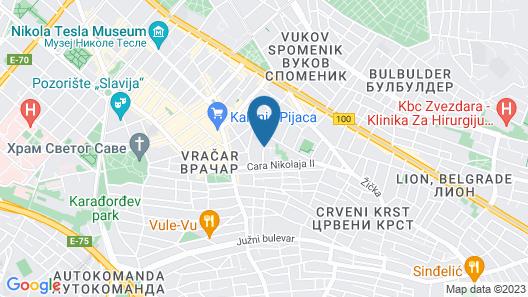 Hotel Prime Map
