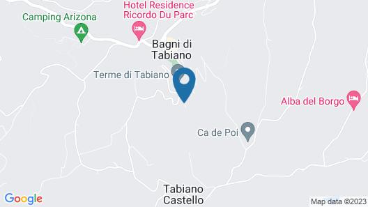 Hotel Rossini Map