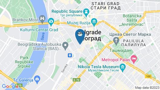 Garden40 Map