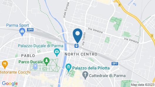 NH Parma Map