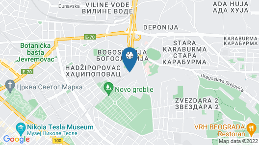 Hotel Heritage Map