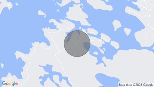 Port Severn Rockcliffe Retreat Map
