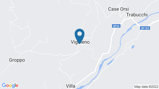 Castello di Vigoleno Map