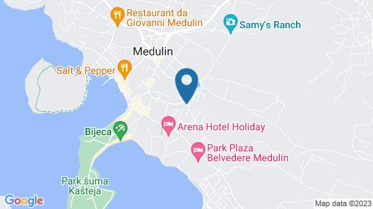Guest House Jolanda Map