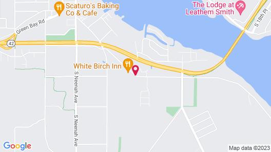 White Birch Inn Map