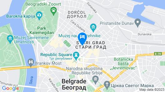 City Code In Joy Map