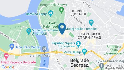 Maison Royale Map