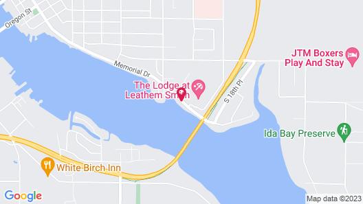 Snug Harbor Inn Map