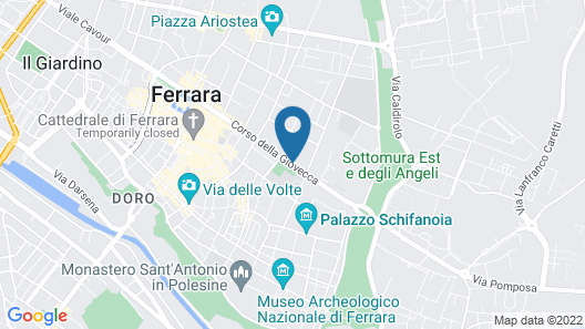 Low Cost Ferrara Map