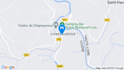 Maison Beauséjour  Map