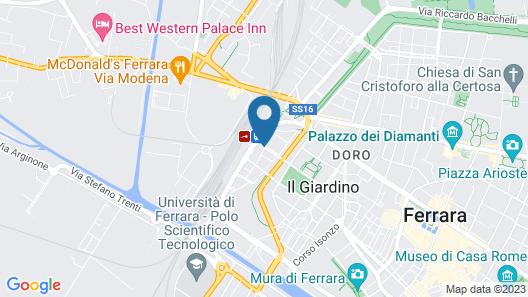 RB della Stazione Map