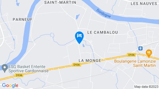 La Belle Etape Map