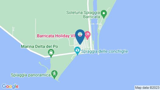 Villaggio Barricata Map