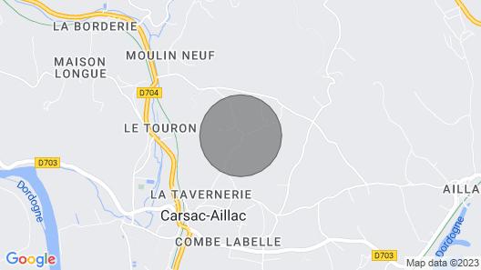 Gîte Nature en Périgord Noir, 5km de Sarlat Map