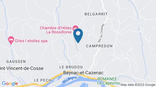Tour Milou Map