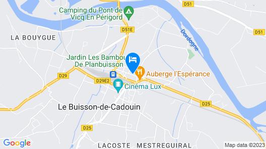 Un ange passe Map