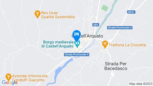 Caolzio 39 Map