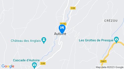 Logis Auberge de la Fontaine Map