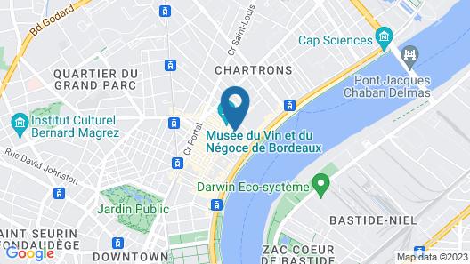 Hostel 20 Map