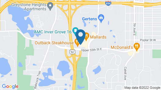 Microtel Inn & Suites by Wyndham Inver Grove Heights/Minneap Map