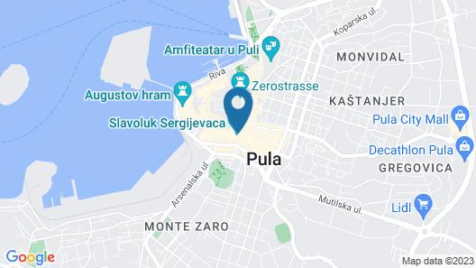 Boutique Hostel Joyce Map