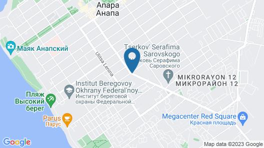 AURUM Family resort&spa -  All inclusive Map