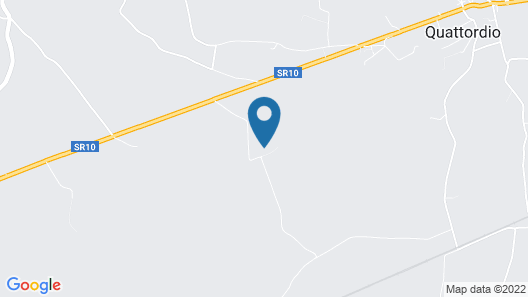 Relais Rocca Civalieri Map