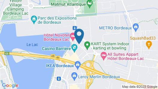Le Provençal Map