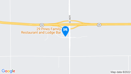 Sleep Inn & Suites Conference Center Map
